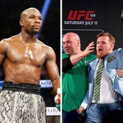 McGregor Responds To And RIPS Mayweather For Racism Claims