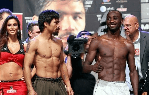 Pacquiao won't face Crawford next, possible opponent mentioned