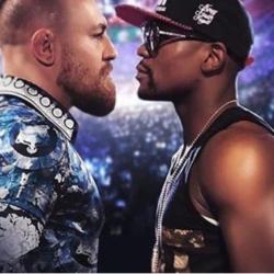 Mayweather says him vs McGregor could happen