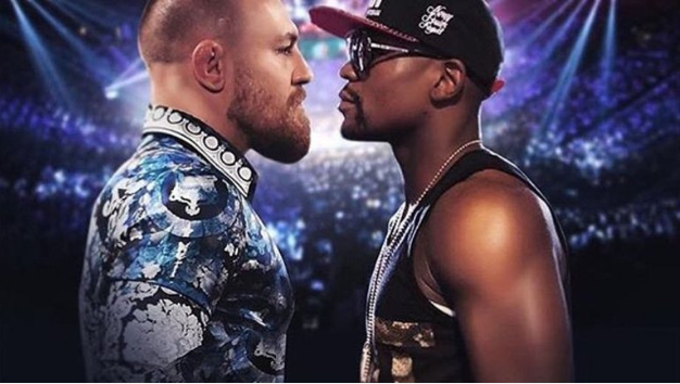 Mayweather says him vs McGregor could happen