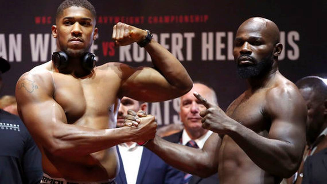 Joshua-Takam Officials Named