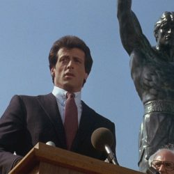 Rocky III Backup Statue Hits Auction Block ... Could Fetch $1 Mil