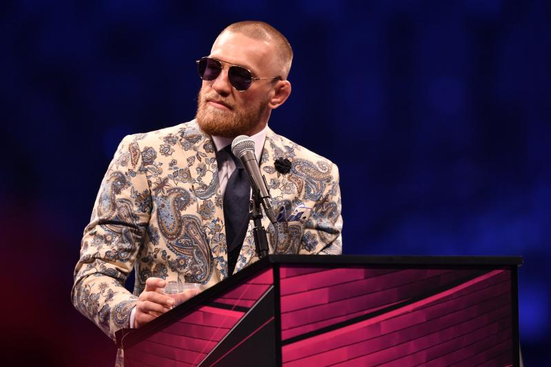 Conor McGregor Will Defend UFC Lightweight Title, According to Artem Lobov